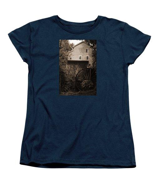 Fall's Mill Women's T-Shirt (Standard Cut)