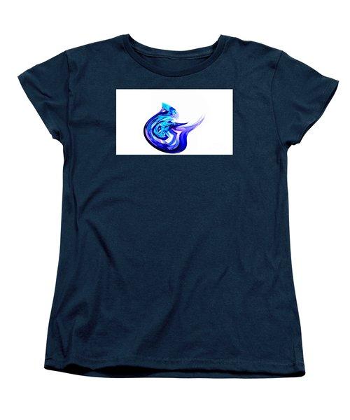 Fantasy Bird Women's T-Shirt (Standard Cut) by Thibault Toussaint