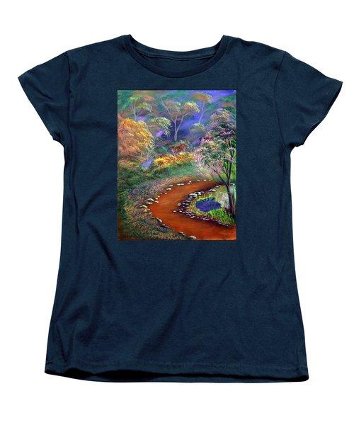 Fantasy Path Women's T-Shirt (Standard Cut)
