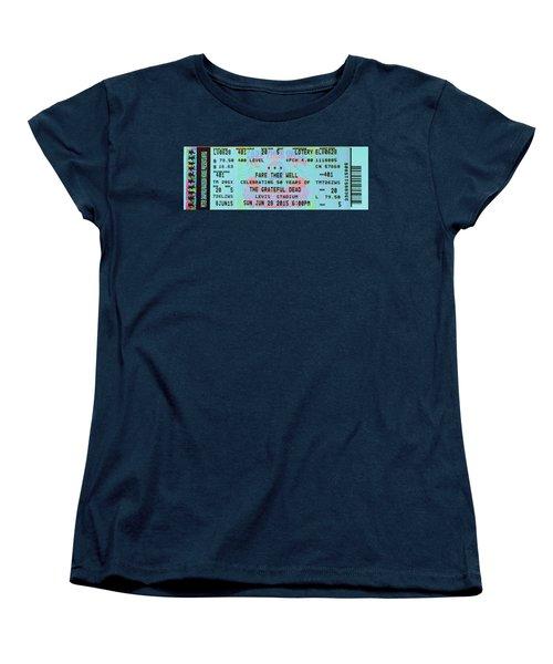 Fare Thee Well Women's T-Shirt (Standard Cut) by Susan Carella