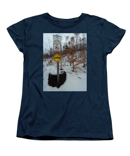 Feb 2016 50 Women's T-Shirt (Standard Cut) by George Ramos