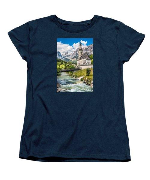 Feel The Spirits  Women's T-Shirt (Standard Cut) by JR Photography