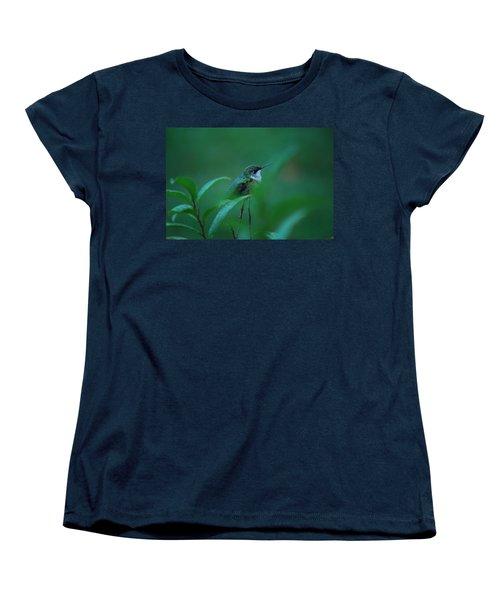 Feeling Green Women's T-Shirt (Standard Cut)