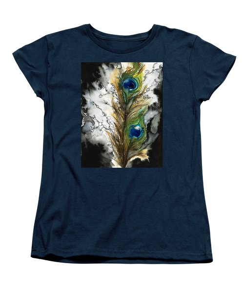Female Women's T-Shirt (Standard Cut) by Tara Thelen - Printscapes