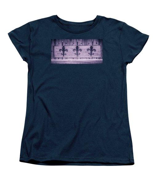 Fenced In Women's T-Shirt (Standard Cut)
