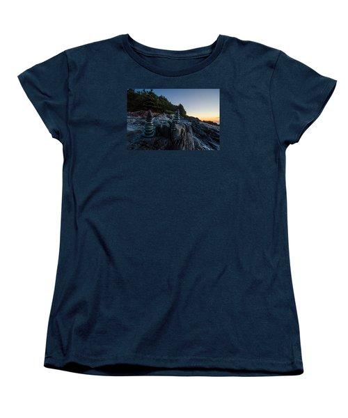 Feng Shui Women's T-Shirt (Standard Cut) by Paul Noble