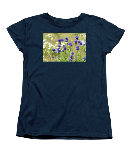 Women's T-Shirt (Standard Cut) featuring the photograph Field Of Dreams by Chad Dutson