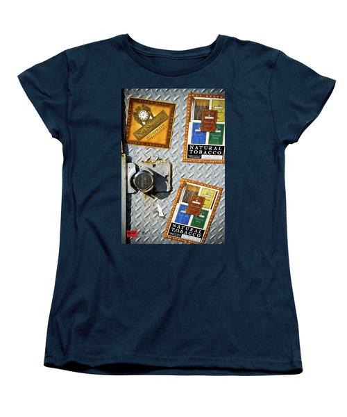 Fine Smokes Women's T-Shirt (Standard Cut) by Rennie RenWah