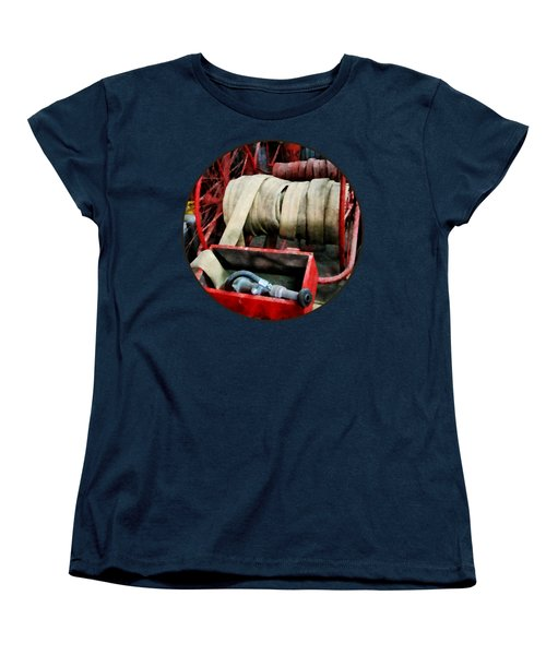 Fireman - Fire Hoses Women's T-Shirt (Standard Cut)