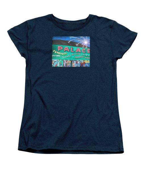 Fireworks At The Palace Women's T-Shirt (Standard Cut)