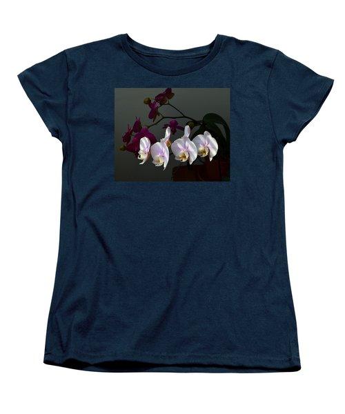 First Light Women's T-Shirt (Standard Cut) by Kathy Eickenberg