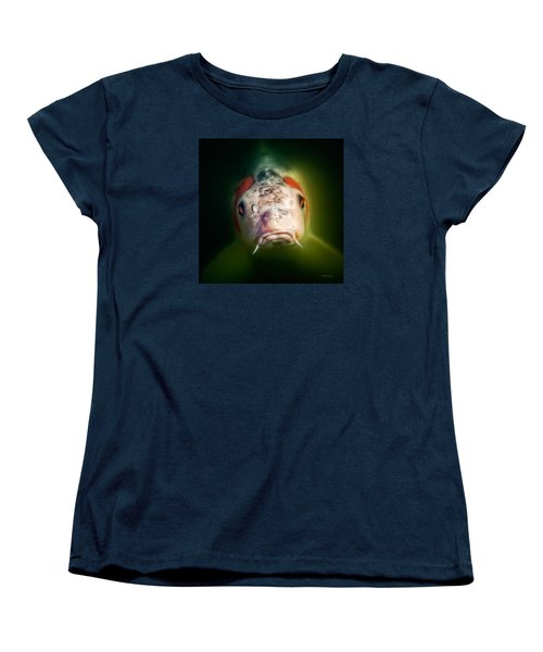 Here's Looking At You Women's T-Shirt (Standard Cut) by Denis Lemay