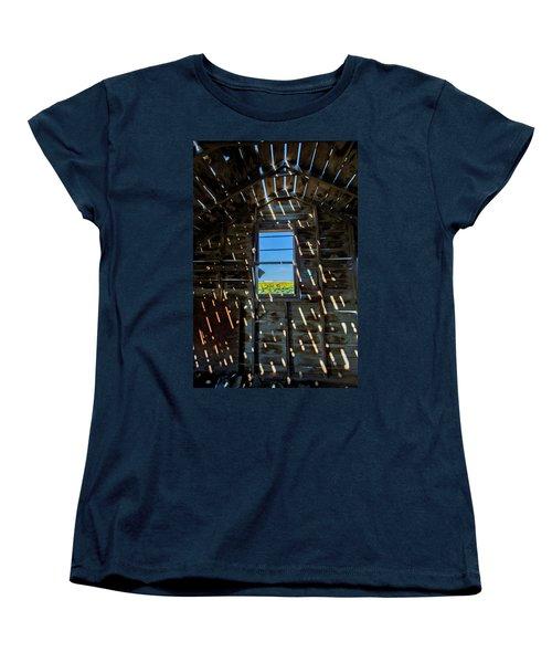 Fixer Upper With A View Women's T-Shirt (Standard Cut)