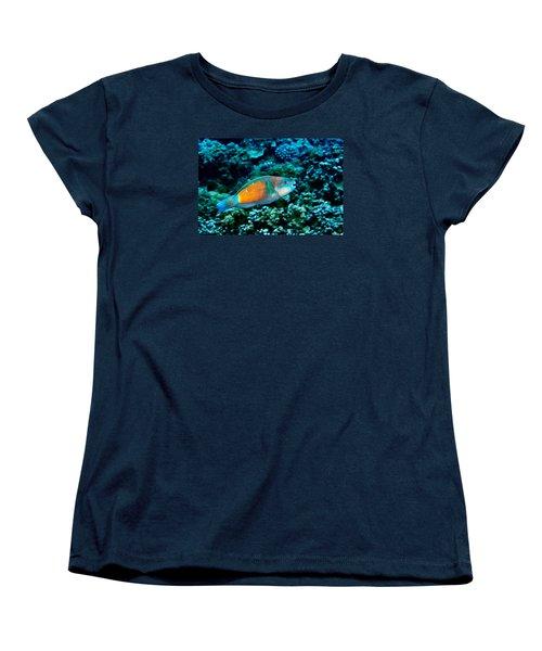 Fla-150811-nd800e-26049-color Women's T-Shirt (Standard Cut) by Fernando Lopez Arbarello