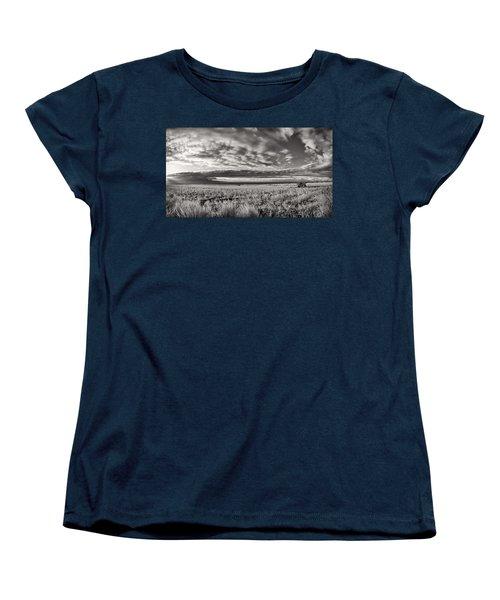 Fla-160225-nd800e-381pa85-ir-cf Women's T-Shirt (Standard Cut) by Fernando Lopez Arbarello
