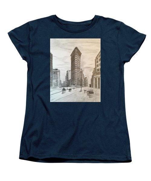 Flatiron Study Women's T-Shirt (Standard Cut)