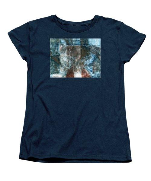 Flight Passage Women's T-Shirt (Standard Cut) by Kerryn Madsen- Pietsch