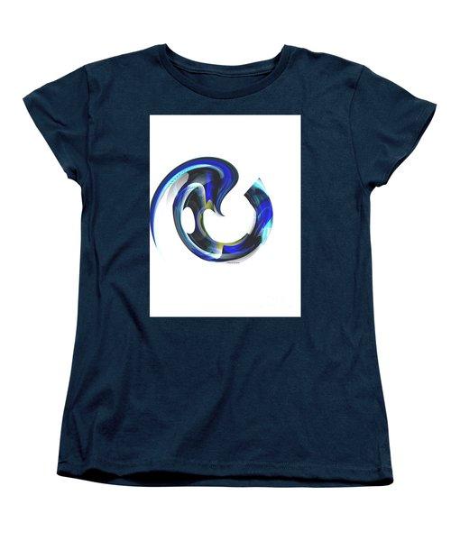 Floating Life Women's T-Shirt (Standard Cut) by Thibault Toussaint