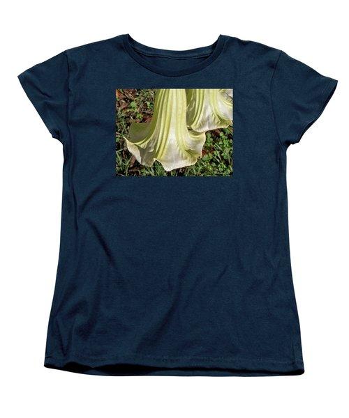 Women's T-Shirt (Standard Cut) featuring the photograph Floral Ballgown by Betty Northcutt