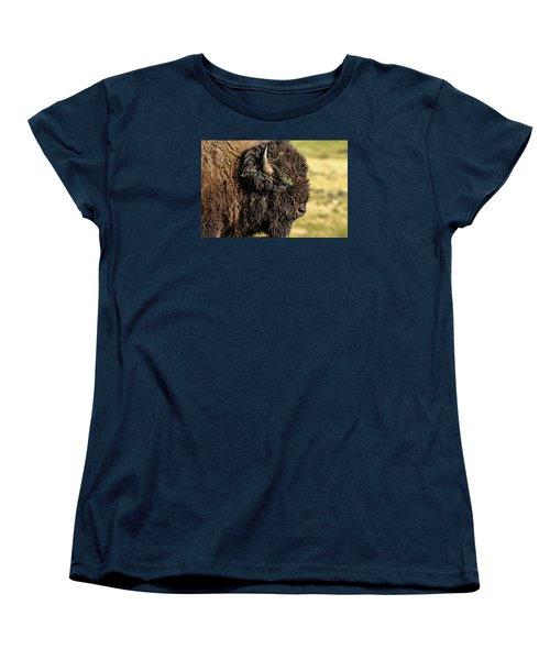 Women's T-Shirt (Standard Cut) featuring the photograph Flower Child by Monte Stevens