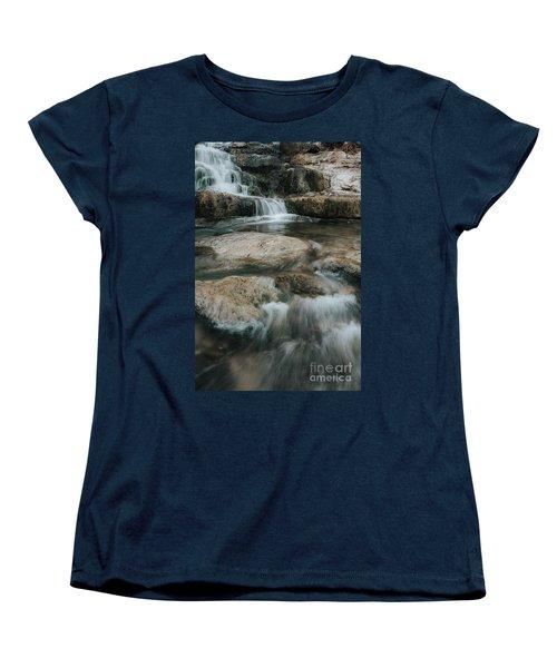 Women's T-Shirt (Standard Cut) featuring the photograph Flower Park by Iris Greenwell