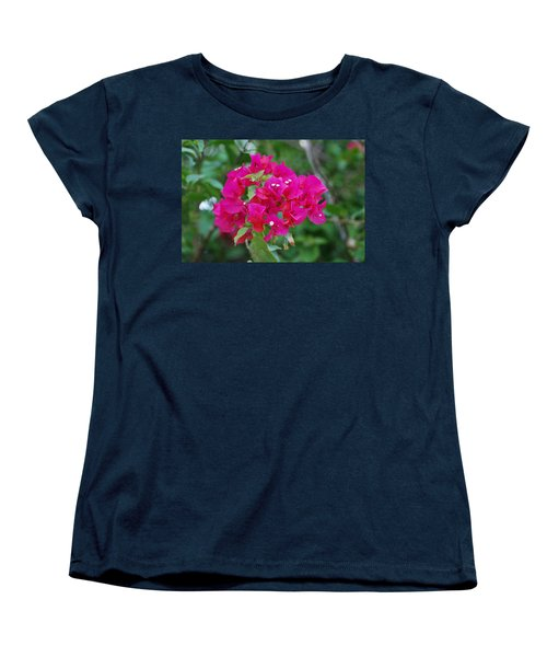 Women's T-Shirt (Standard Cut) featuring the photograph Flowers by Rob Hans