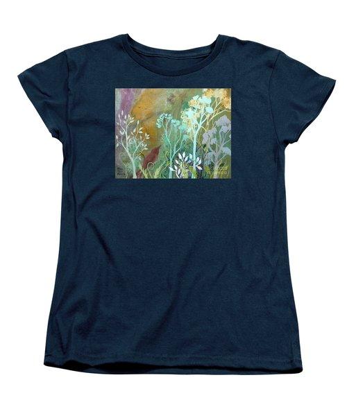 Fluent Women's T-Shirt (Standard Cut) by Robin Maria Pedrero