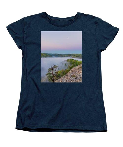 Foggy Valley Women's T-Shirt (Standard Cut)