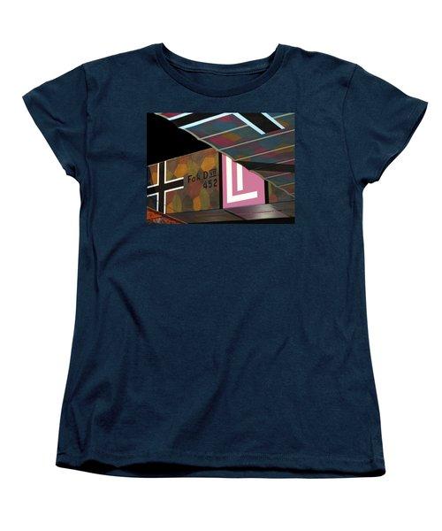 Fokker D Vii Women's T-Shirt (Standard Cut) by Dave Mills