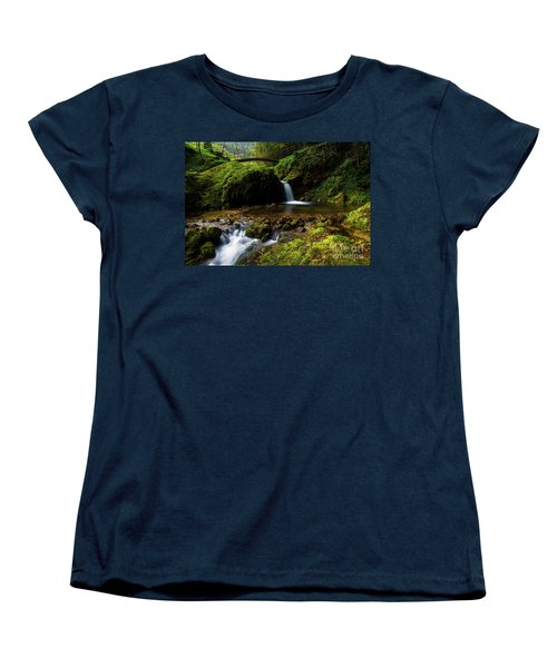 Women's T-Shirt (Standard Cut) featuring the photograph Follow It II by Yuri Santin