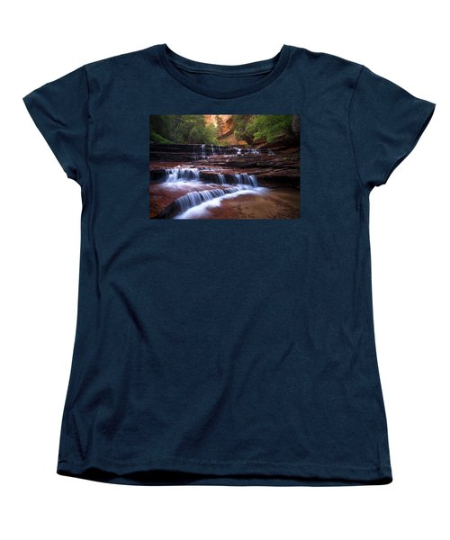 For An Angel Women's T-Shirt (Standard Cut) by Bjorn Burton