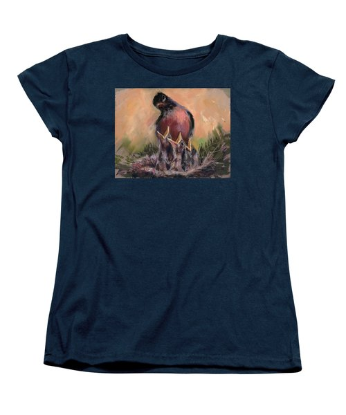 For Crying Out Loud Women's T-Shirt (Standard Cut) by Billie Colson