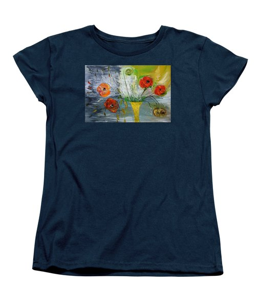 For Mom Women's T-Shirt (Standard Cut) by Evelina Popilian