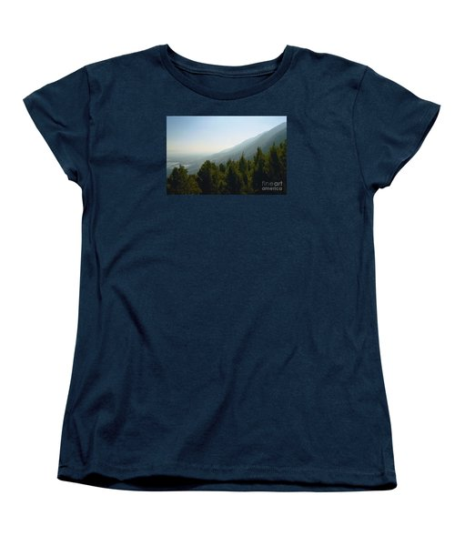 Forest In Israel Women's T-Shirt (Standard Cut) by Gail Kent