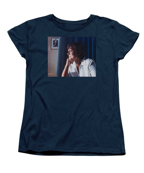 Forever Young Women's T-Shirt (Standard Cut) by Tim Johnson