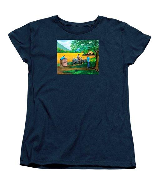 Forex 1 Women's T-Shirt (Standard Cut) by Cyril Maza