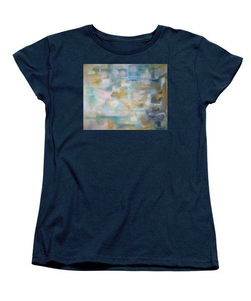 Forgetting The Past Women's T-Shirt (Standard Cut) by Raymond Doward