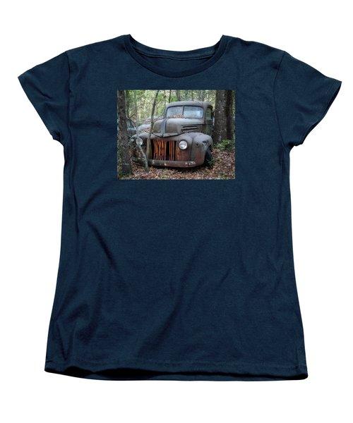 Forgotten Women's T-Shirt (Standard Cut) by Patrice Zinck