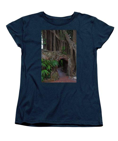 Women's T-Shirt (Standard Cut) featuring the photograph Fort West Martello by Greg Graham