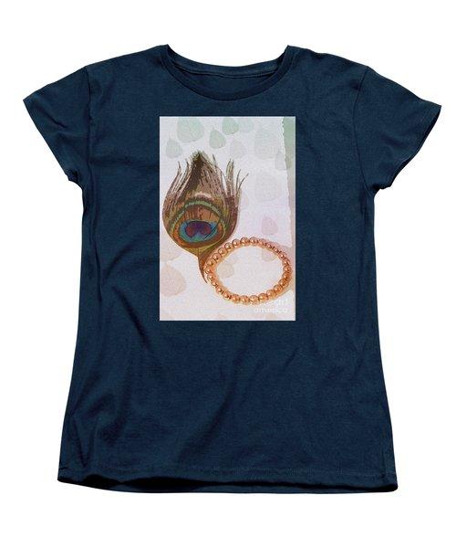 Fortune Assets Of Lord Krishna Women's T-Shirt (Standard Cut) by Kiran Joshi