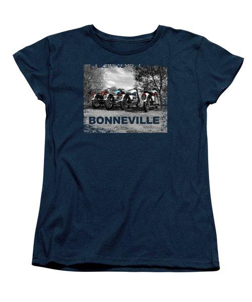 Four Bonnevilles Women's T-Shirt (Standard Fit)