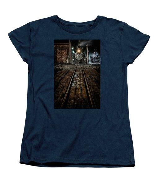Four-eighty-two Women's T-Shirt (Standard Cut) by Jeffrey Jensen