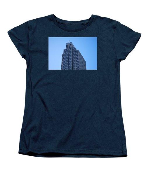 Four Embarcadero Center Office Building - San Francisco Women's T-Shirt (Standard Cut) by Matt Harang
