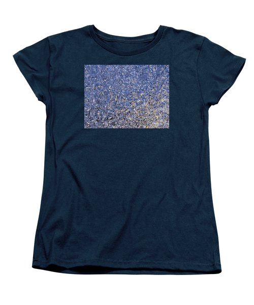 Fractions Of Sunset Women's T-Shirt (Standard Cut) by Nina Ficur Feenan