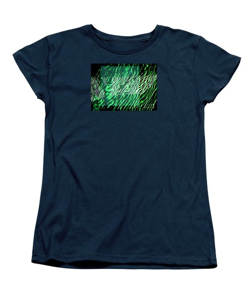 Women's T-Shirt (Standard Cut) featuring the photograph Frazzled by Betsy Zimmerli