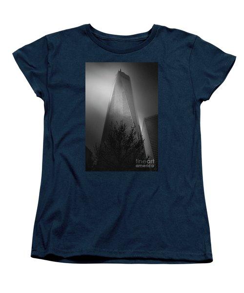 Freedom Tower Women's T-Shirt (Standard Cut) by Paul Cammarata
