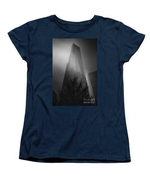 Freedom Tower Women's T-Shirt (Standard Cut)