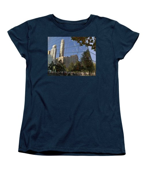 Ground Zero Reflection Women's T-Shirt (Standard Cut)