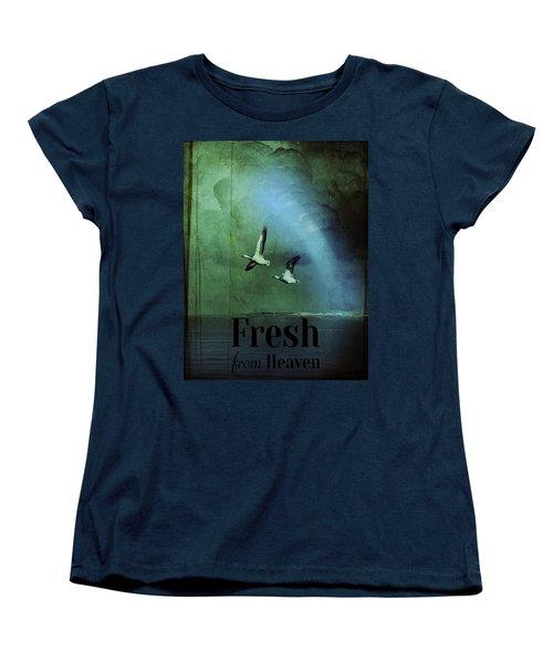 Fresh From Heaven Women's T-Shirt (Standard Cut)