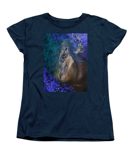 From The Galaxies Women's T-Shirt (Standard Cut)